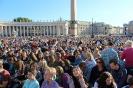 Mitwoch: Generalaudienz Papst Franziskus