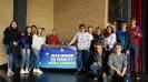 Speeddating mit EU-Politikern am Beisenkamp-Gymnasium in Hamm im Mai 2019_3