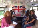 Erkundung von GB und UK im und am EF-Sprachreisen-Doppeldeckerbus_4